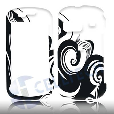 SNAP ON DESIGN SAMSUNG CRAFT R900 BLACK & WHITE