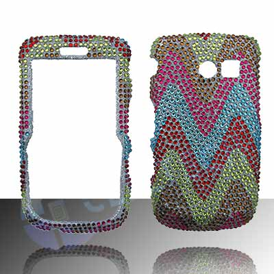 SNAP ON FULL DIAMONDS SAMSUNG FREEFORM 2 R360 RAINBOW