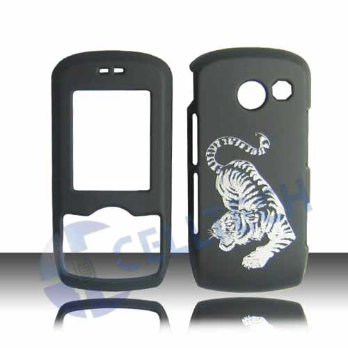 SNAP ON DESIGN COVER FOR LG LYRIC MT375 TIGER
