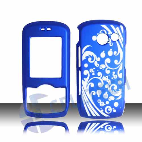 SNAP ON DESIGN COVER FOR LG LYRIC MT375 WAVES