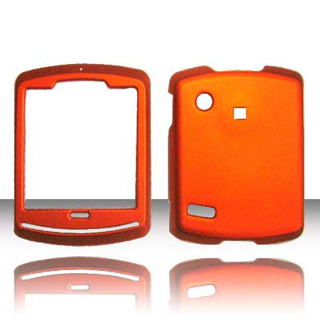 RUBBERIZED SNAP ON QA30 ORANGE