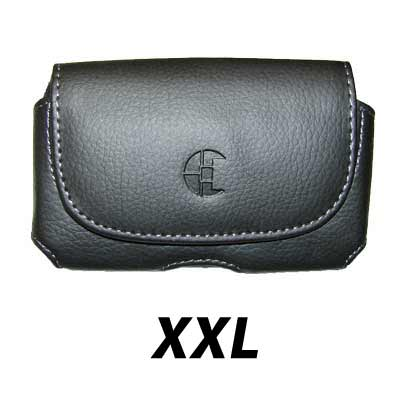 PREMIUM LEATHER POUCH LARGE PDA XXL