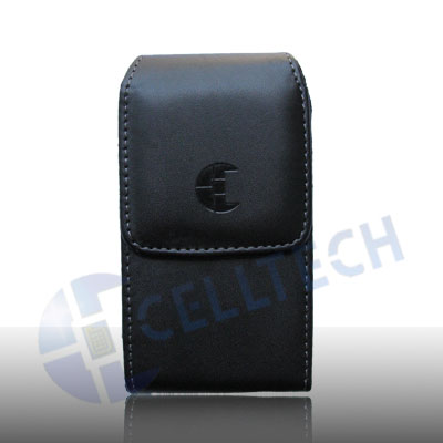 VERTICAL PU POUCH PDA BLACK